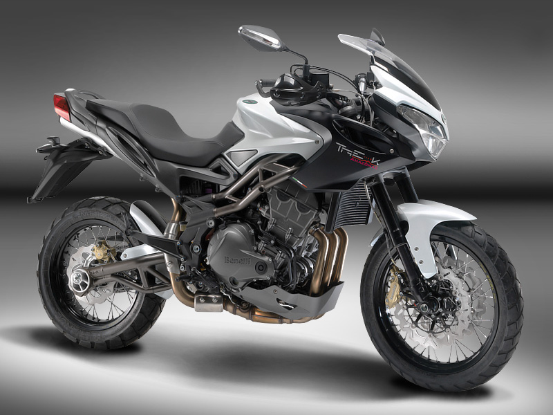 Benelli 1130 Tre-K motorcycle review - Motorbike Writer