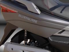 Keeway Silverblade 250 - 03