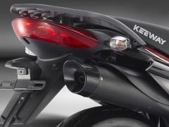 Keeway TXM 125 - 04