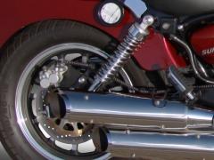 Keeway V-Blade 250 - 09